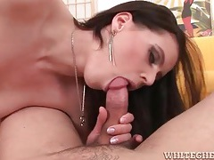 Slim girl with hairy box grinds on a cock tubes