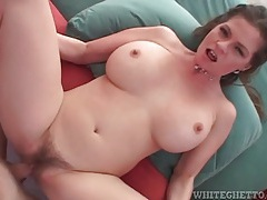 Milf with thick hips and big tits fucked in pov tubes