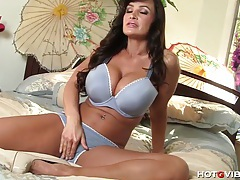 Lisa ann needs a man in the bedroom. tubes