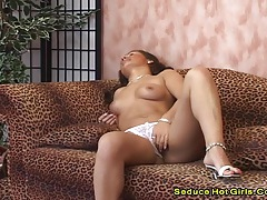Extremely hot redheaded girl take anal sex and got a facial cum tubes