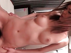 Pov cock ride with japanese girl on top tubes