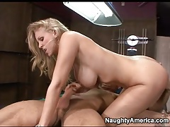 High heeled julia ann fucked in her tight pussy tubes