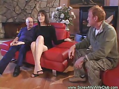 Mrs. little likes stranger swinger sex tube