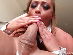 Facial cumshot compilation makes messy faces of sluts tube