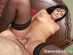 Lorena sanchez -naughty brunette want a big cock on pov 2 tubes