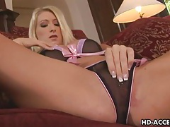 Blonde babe with big tits gets fucked tubes
