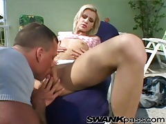 He fingers a tight cunt so he can fuck it hard tubes