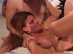 Slut cuckolds husband and takes hot cumshots tubes
