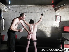 Fisting hogtied rough sex bdsm compilation 2 tubes
