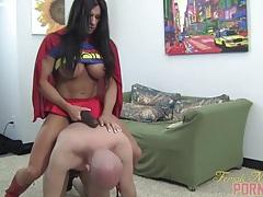 Angela salvagno - supergirlfriend 2 tubes