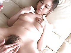 Watch him slowly shave that japanese pussy tubes