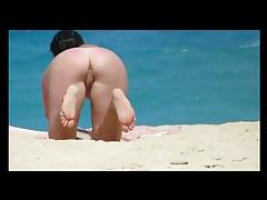 Thesandfly 2013 beach voyeur finale! tubes