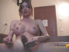 Mariana cordobas old school masturbation tubes