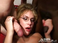 Slutty assholes fucked and cunts fisted lustily tubes