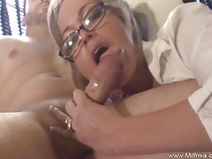 Milf secretary is bad milf tubes