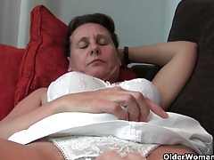 Hairy granny with hard nipples tubes