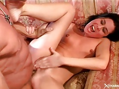 Young cocksucker ass fucked by a big dick tubes