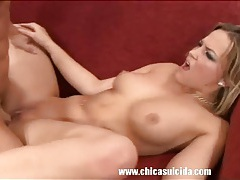 Sexy blonde alexis texas shaking her big butt and boned tubes