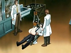 Scientists gangbang big titty hentai girl tubes
