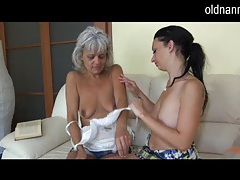 Lovely mature licking young girls pussy tubes