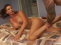 Milf with great curvy body and big tits fucked tubes