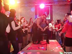 Male stripper dances and fucks hot party sluts tubes
