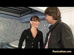 Puro latina takes big cock sex tubes