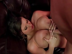 Titjob and fuck of hot chick sara stone tubes