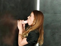 Black satin is sexy on this dildo play girl tubes