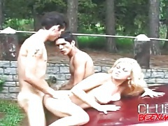 Latina fuck orgy outdoors with hot ladies tubes