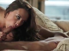 Pornstar chanel preston gives an erotic blowjob tubes
