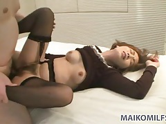 Stockings and garters on cock taking girl tubes