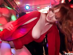 Fucking these hot party girls in sexy video tubes