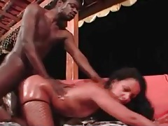Long dark dick inside latina cunt from behind tubes