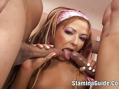 Hot chick patricia petite want it deep on her pussy tubes