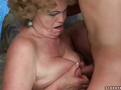 Hardcore mature sex with cock in hairy box tubes