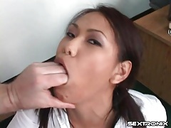 Asian schoolgirl wants a lusty mouth fuck tubes
