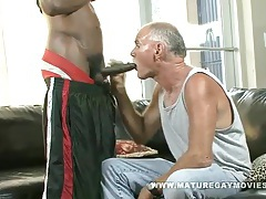 Old daddy fucks a bbc tubes