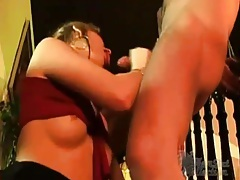 Close up bj with slutty girl and doggystyle sex tubes