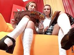 Free Schoolgirl Movies