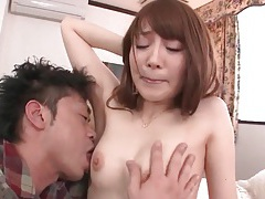 Groping and sucking her tits is arousing tubes