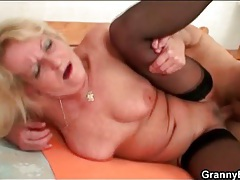 Stockings and heels granny fucked hardcore tubes