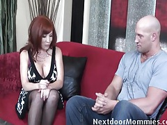 Home teacher fucks milf on the couch tubes