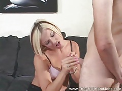 Handjob heaven is happy times tubes