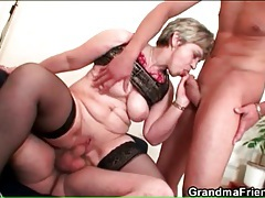 Young and old cocks fuck the sexy mature tubes