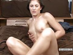 Charli baker is fucking her hot ass tubes