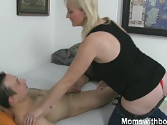 Huge tits and anal play with hot mature lady tubes