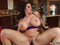 Big tit mature slut daphne rosen loves black dick tubes