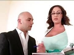 Huge boobs secretaries in skirts suck cock tubes