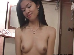 Handjob from petite asian is hot stuff tubes